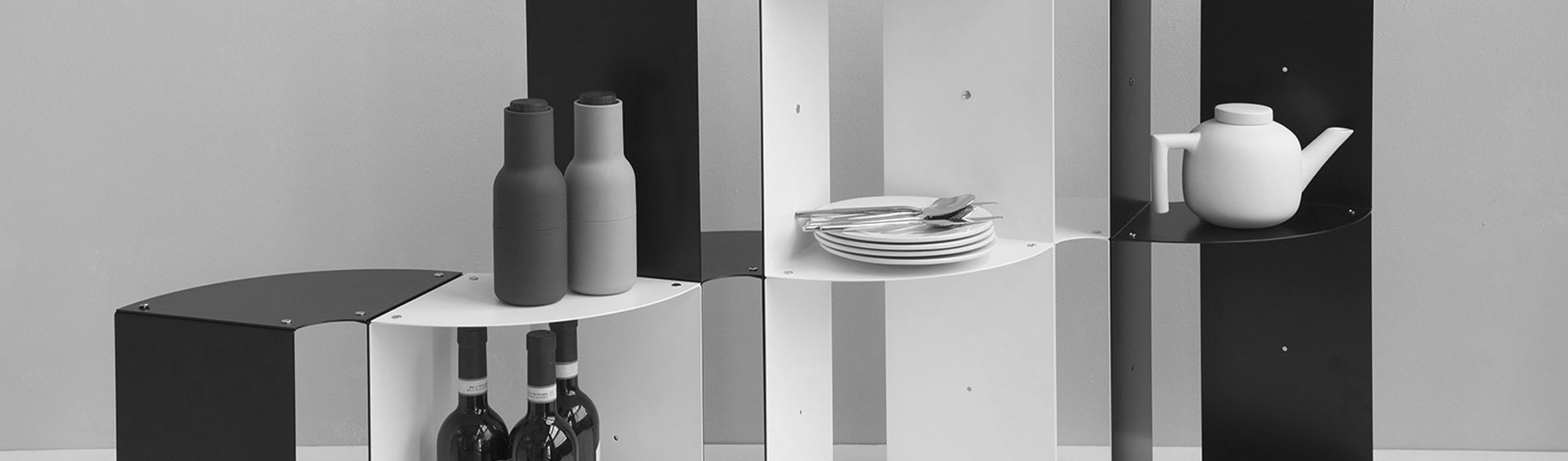 petite tag re d 39 angle paris teebooks. Black Bedroom Furniture Sets. Home Design Ideas